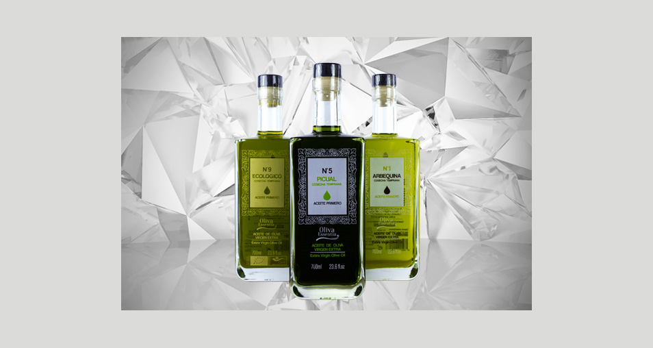 The latest achievements of high-end glass bottle by Selective Line in March 2017