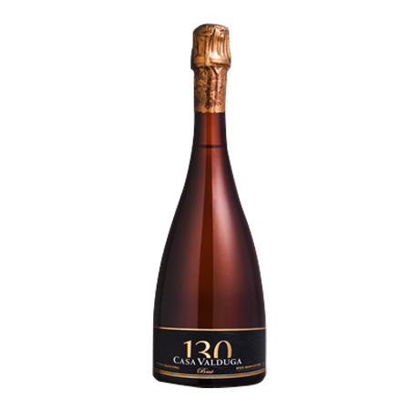 The premium glass bottle for sparkling wine Casa Valduga by Selective Line