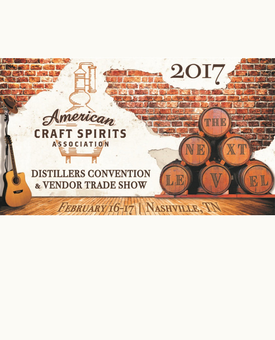 Craft Spirits Trade Show with Selective Line