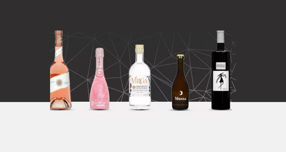 The latest achievements of high-end glass bottle by Selective Line in july 2017