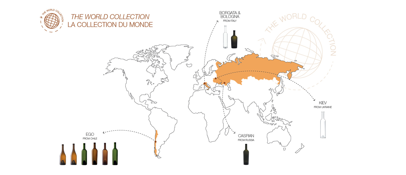 The World Collection by Selective Line
