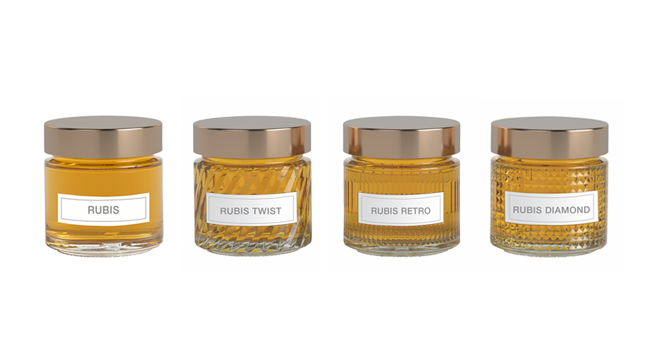 Rubis - The premium jars by Selective Like