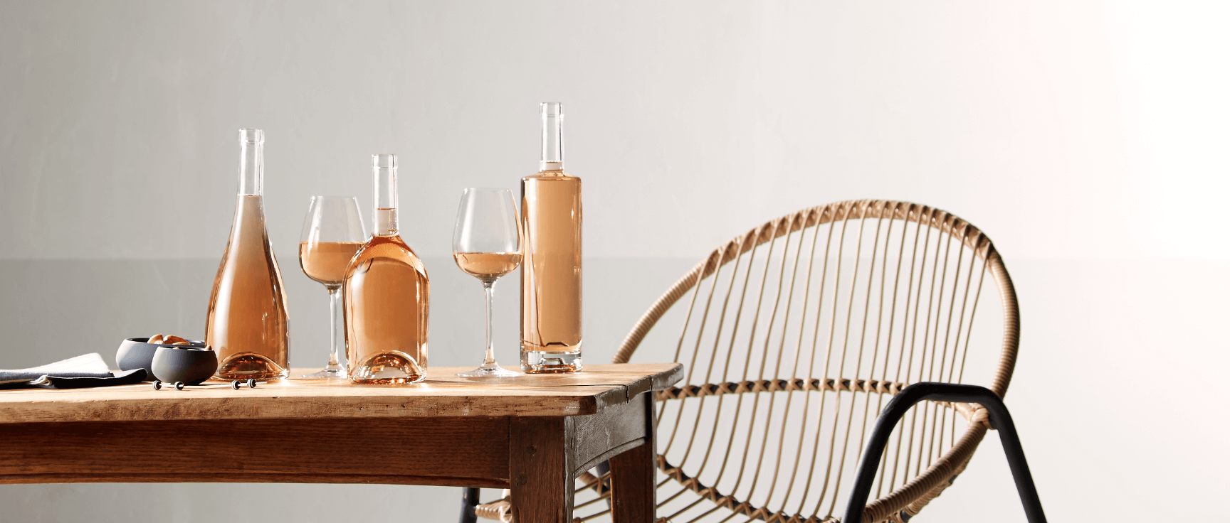 Wines - Premium glass bottle by Selective Line